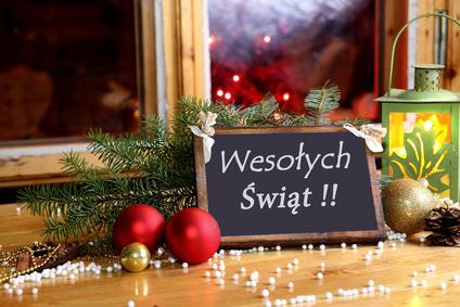 Z okazji świąt Bożego Narodzenia…