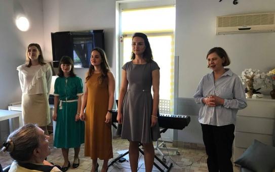 Koncert Państwowej Szkoły Muzycznej II st. im. Ryszarda Bukowskiego we Wrocławiu