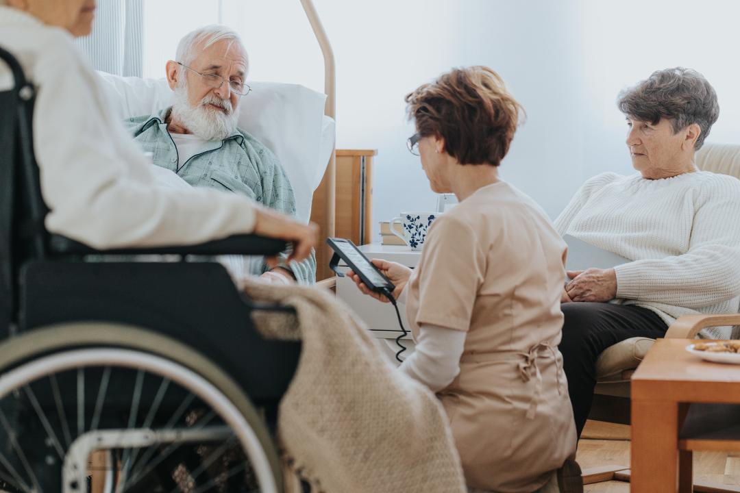 Komu i kiedy przysługuje opieka paliatywna?