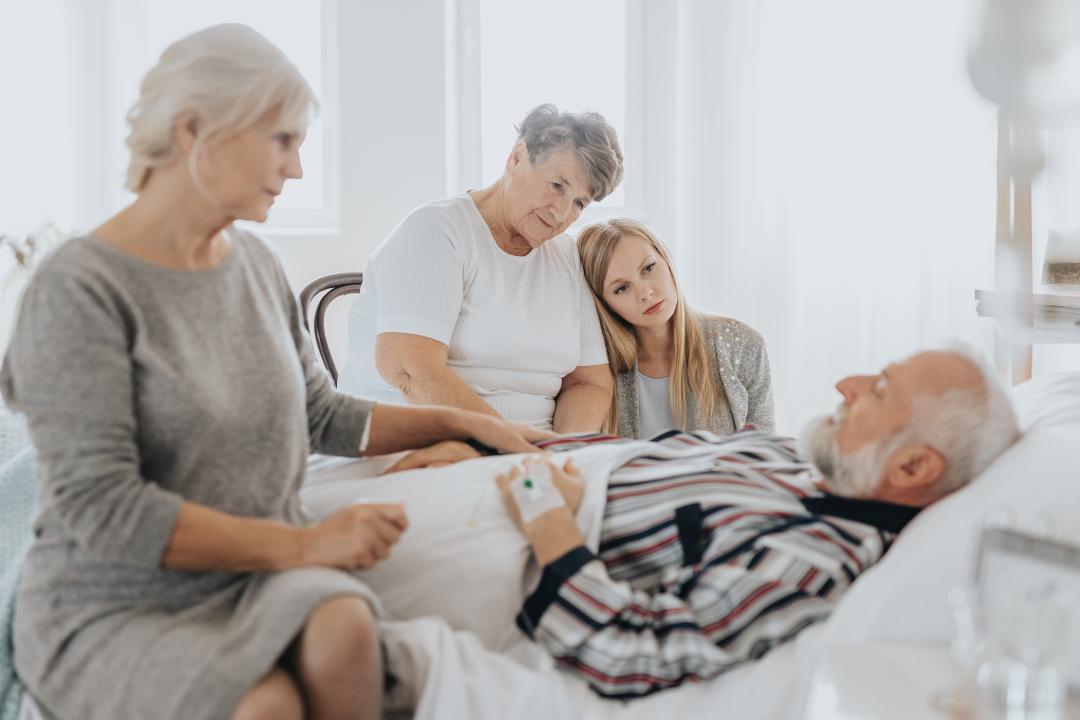 Opieka paliatywna w domu. Jak działa hospicjum domowe w czasie pandemii?